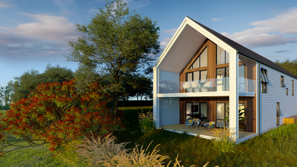 coastal home image