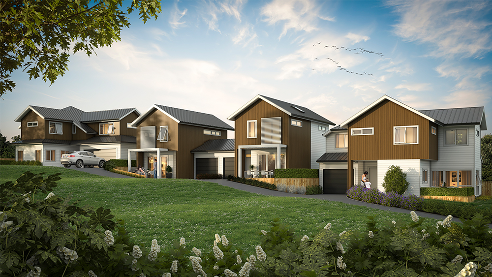multi unit home image